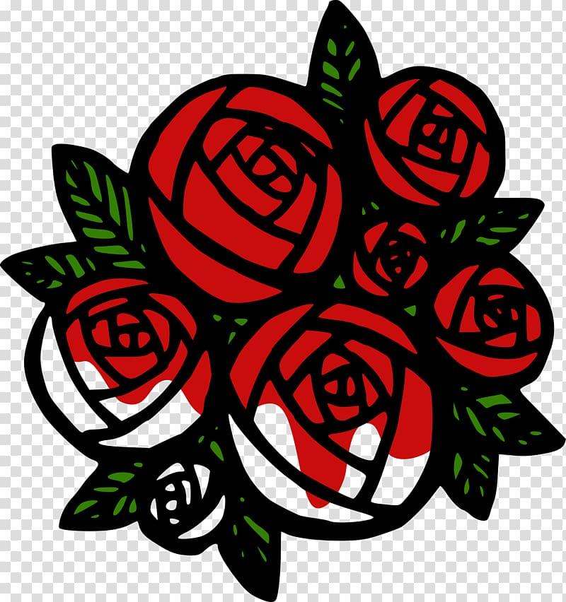Rose Flower , alice in wonderland transparent background PNG.
