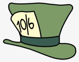 Mad Hatter Hat PNG, Transparent Mad Hatter Hat PNG Image.