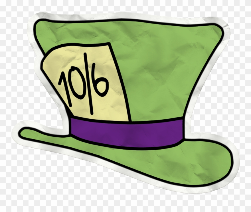 The Mad Hatter March Hare Cheshire Cat Clip Art.