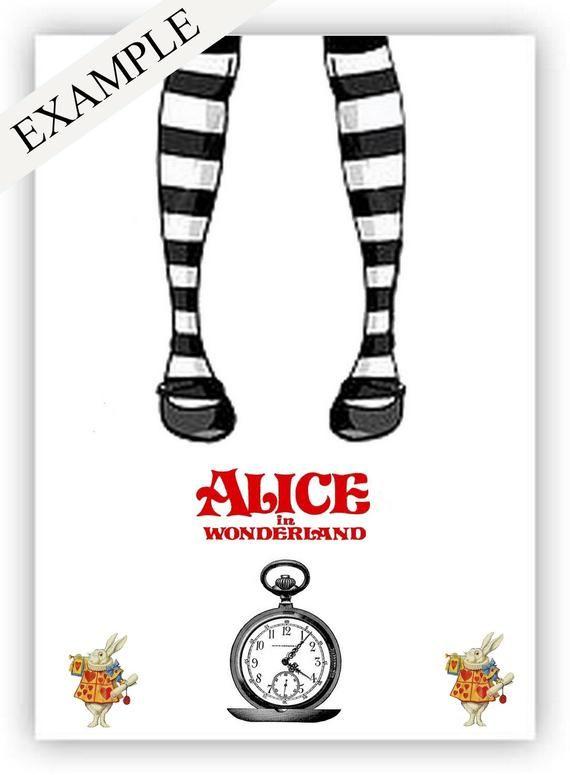 Alice in Wonderland Clipart Alice Clip Art Watercolor Mad.