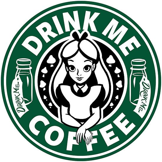 Drink Me Coffee.