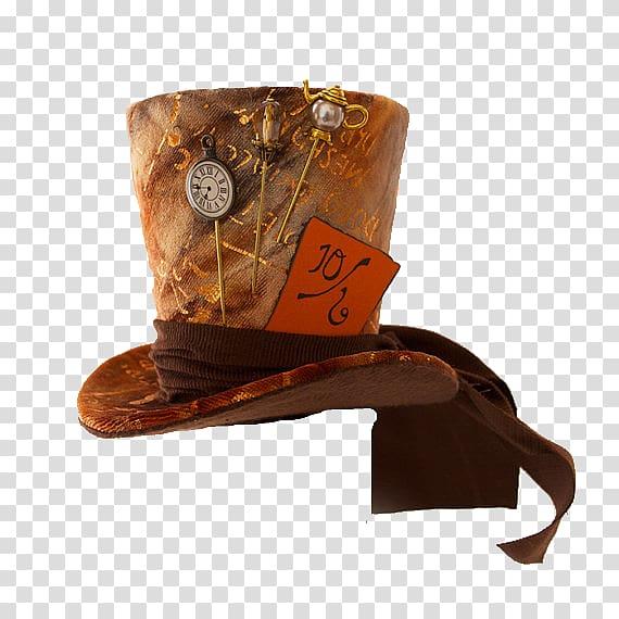 Mad Hatter Alice\\\'s Adventures in Wonderland Top hat, Hat.