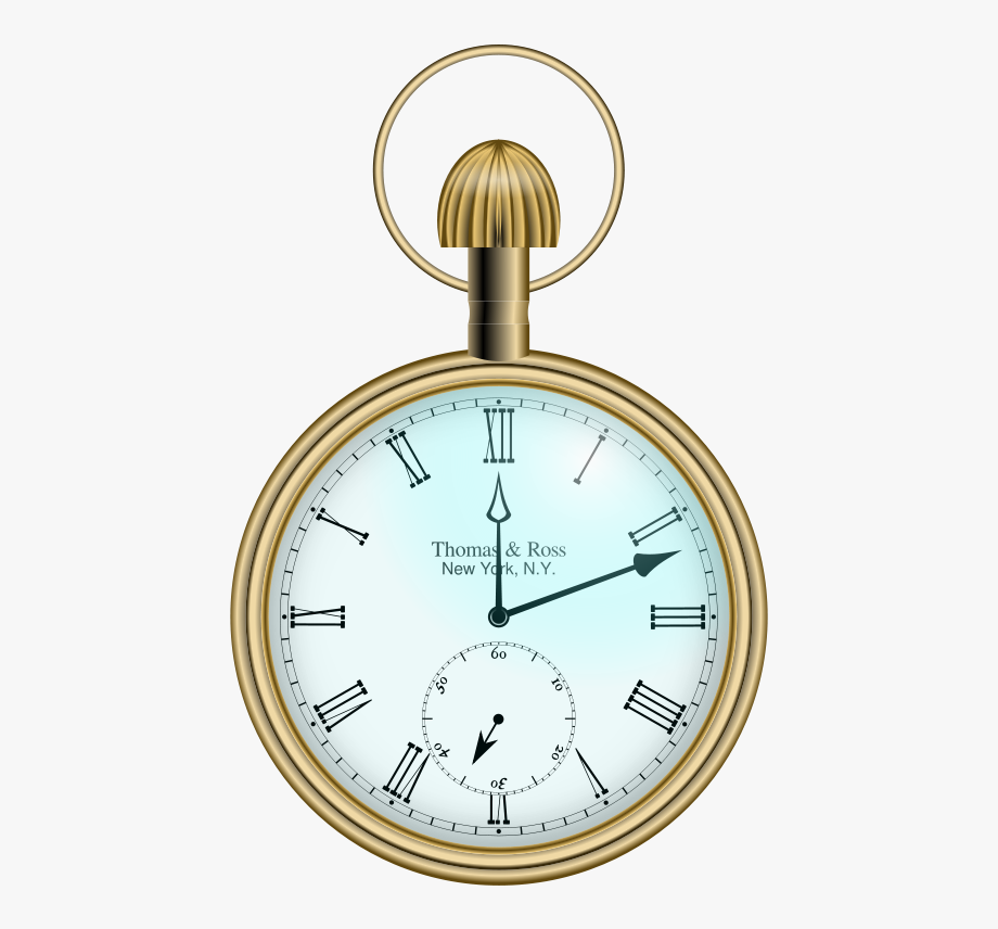 Pocket Watch Alice In Wonderland Png , Transparent Cartoon.