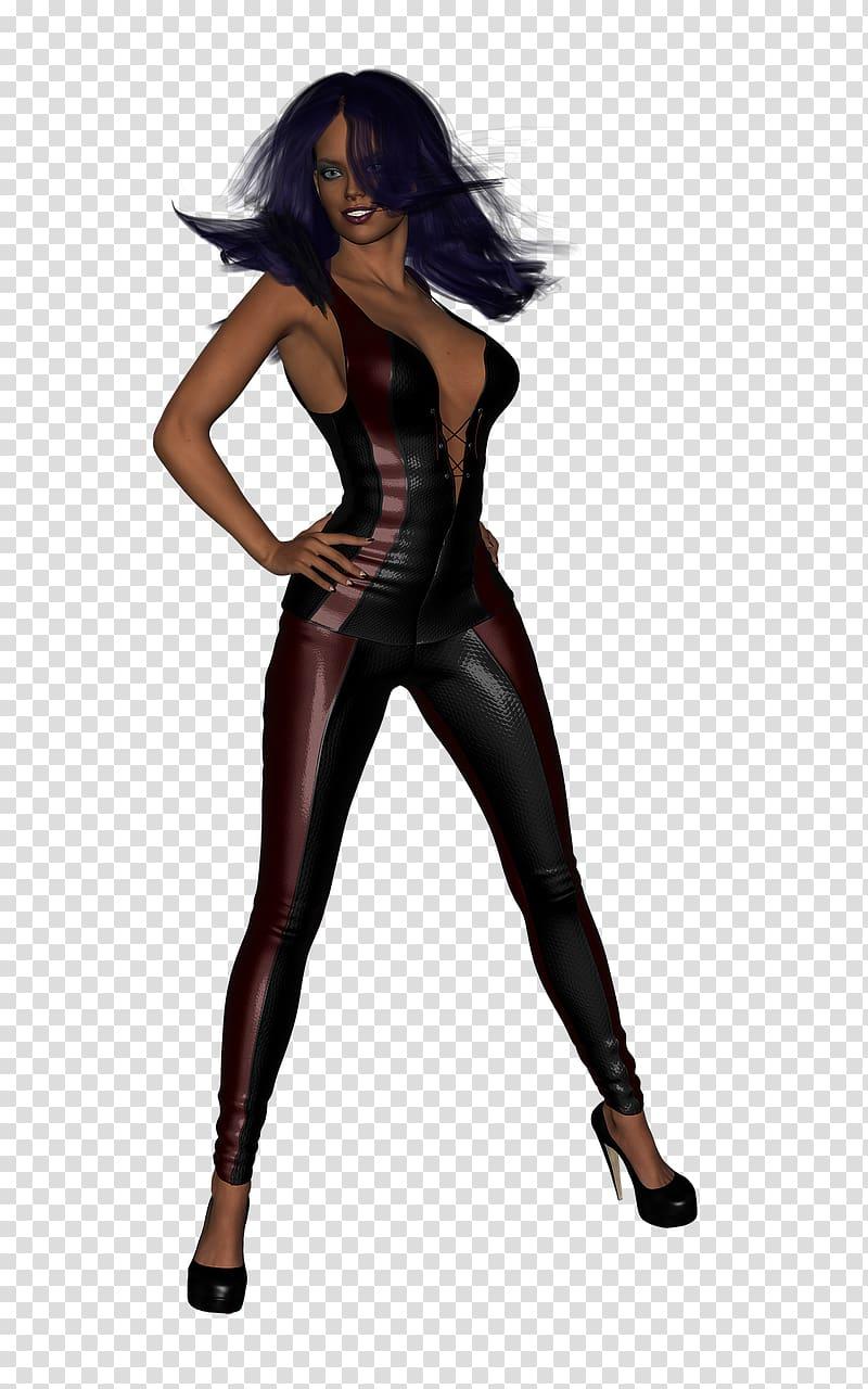 Leggings Fashion, female transparent background PNG clipart.