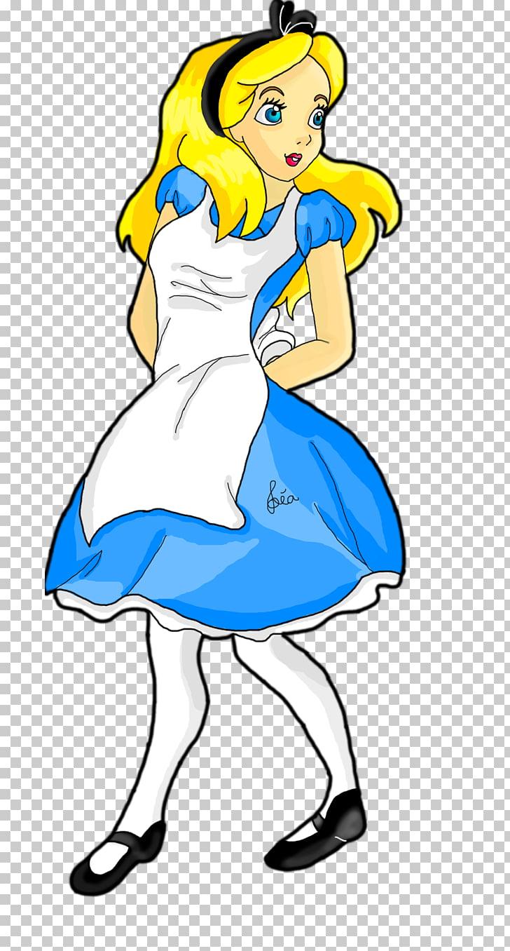 Dress Alice\'s Adventures in Wonderland Costume Clothing.