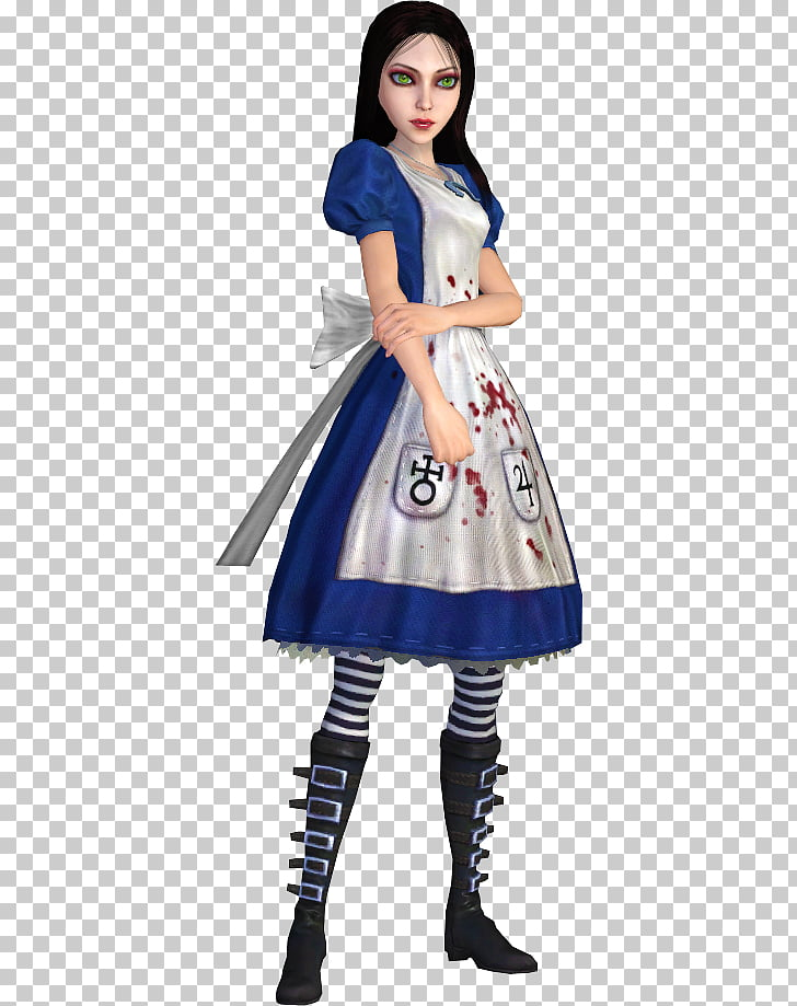 Alice Liddell Alice: Madness Returns American McGee\'s Alice.