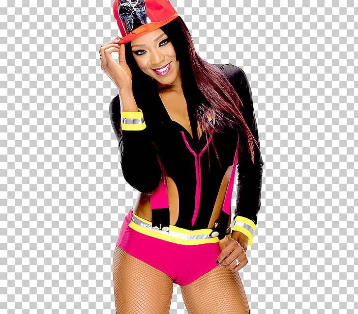 Alicia Fox WWE Raw SummerSlam Gallows and Anderson, others.