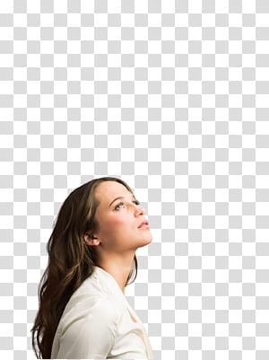 Alicia Vikander transparent background PNG clipart.