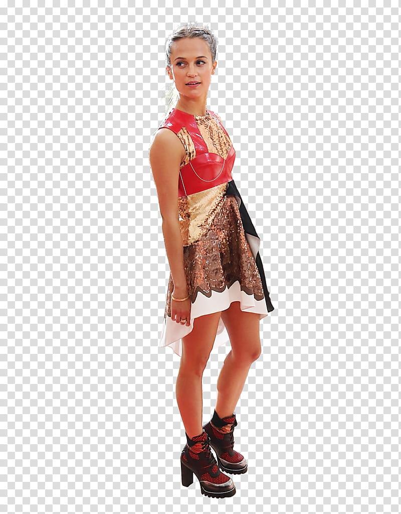 Alicia Vikander, AV transparent background PNG clipart.
