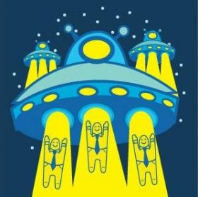 Today is Extraterrestrial Abduction Day, a great day to stay.