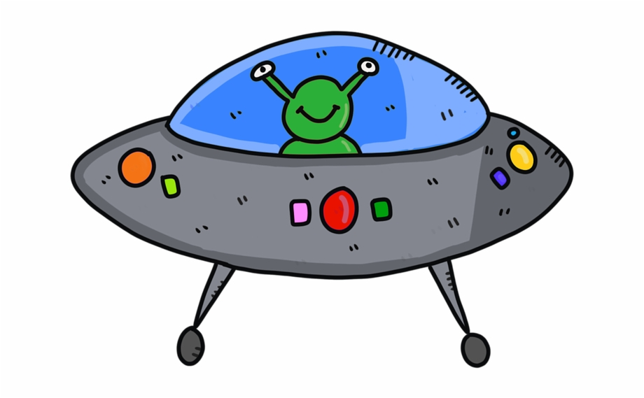 Ufo clipart comic, Ufo comic Transparent FREE for download.