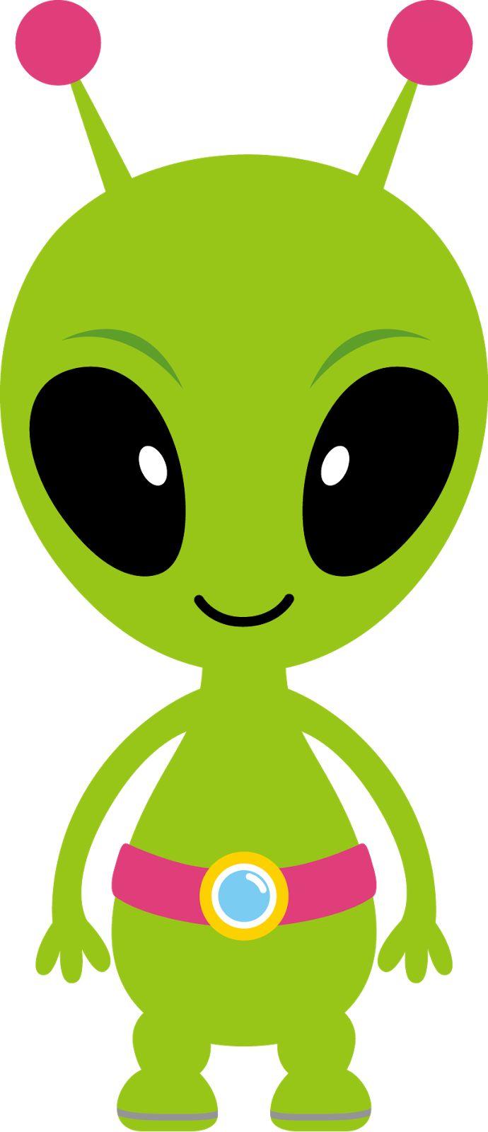 436 Aliens free clipart.