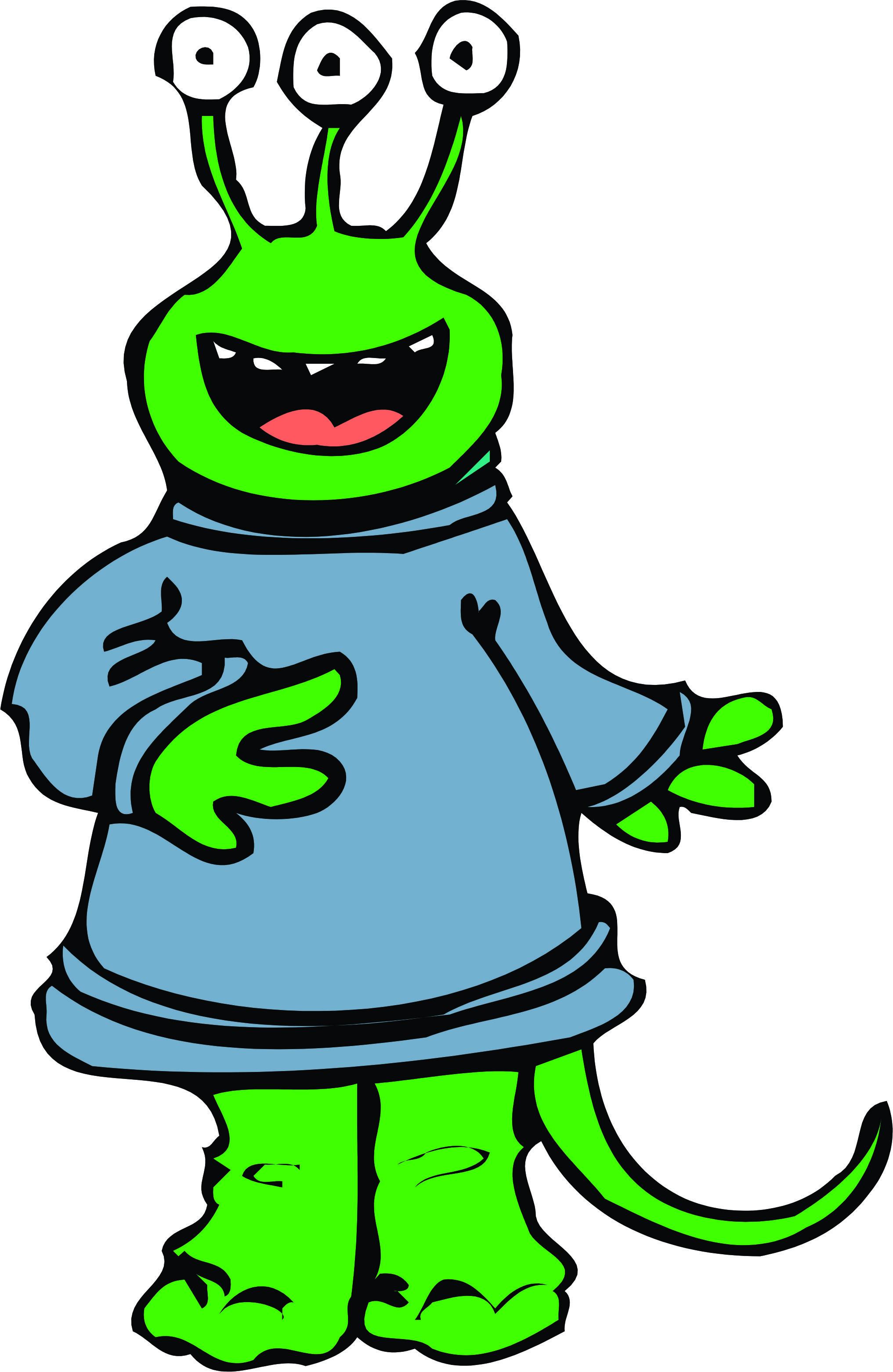 Free Cartoon Alien Pics, Download Free Clip Art, Free Clip.