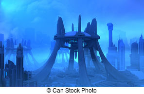 Alien city Stock Illustration Images. 1,928 Alien city.