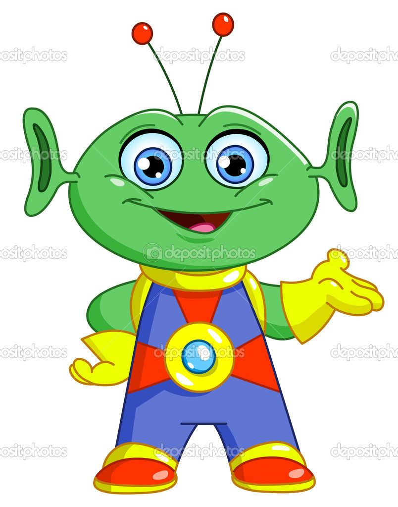 Aliens clipart friendly, Aliens friendly Transparent FREE.