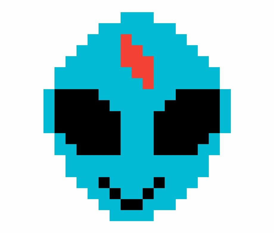 Skrillex Alien.
