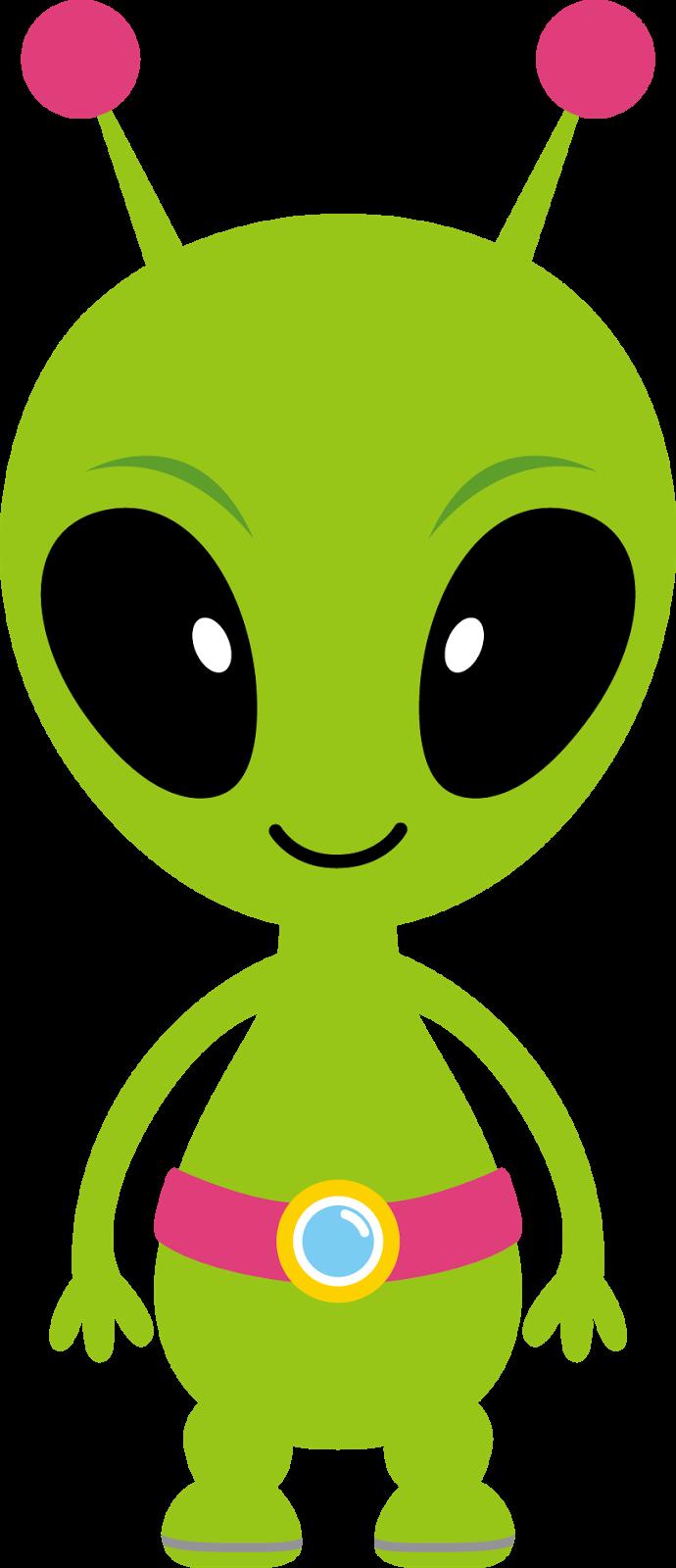 Space Alien Clipart.