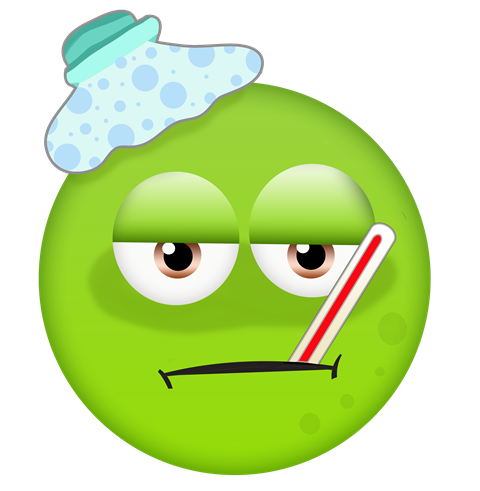 Free Green Sick Cliparts, Download Free Clip Art, Free Clip.