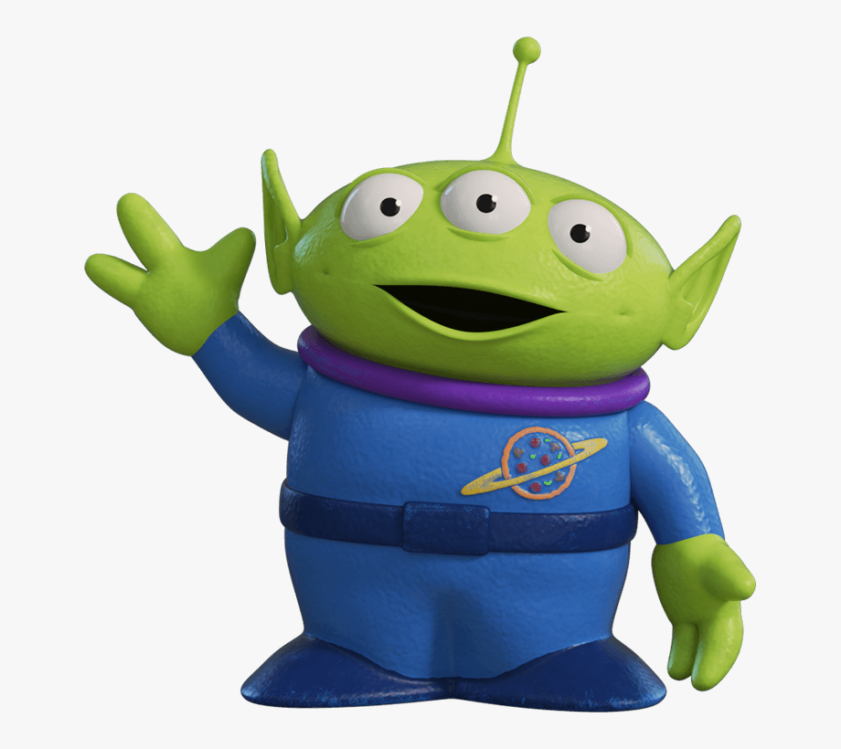 Alien Toy Story Png.
