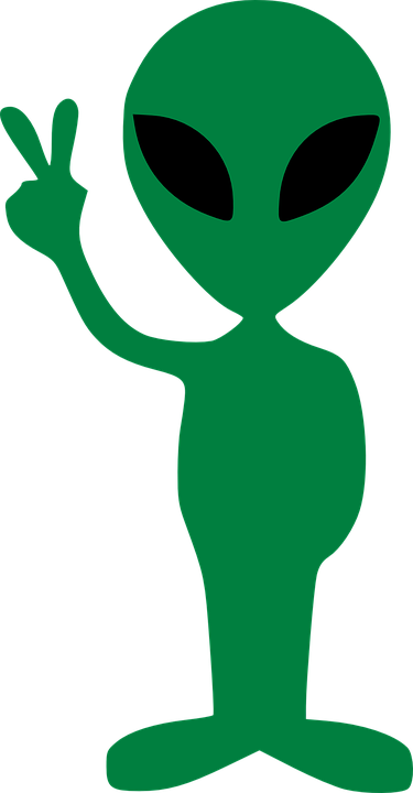 Alien PNG Images, Alien Character Pictures Free Download.