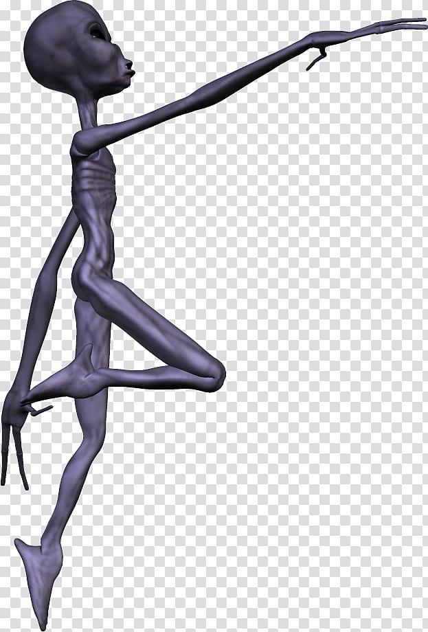 Aliens, dancing alien transparent background PNG clipart.