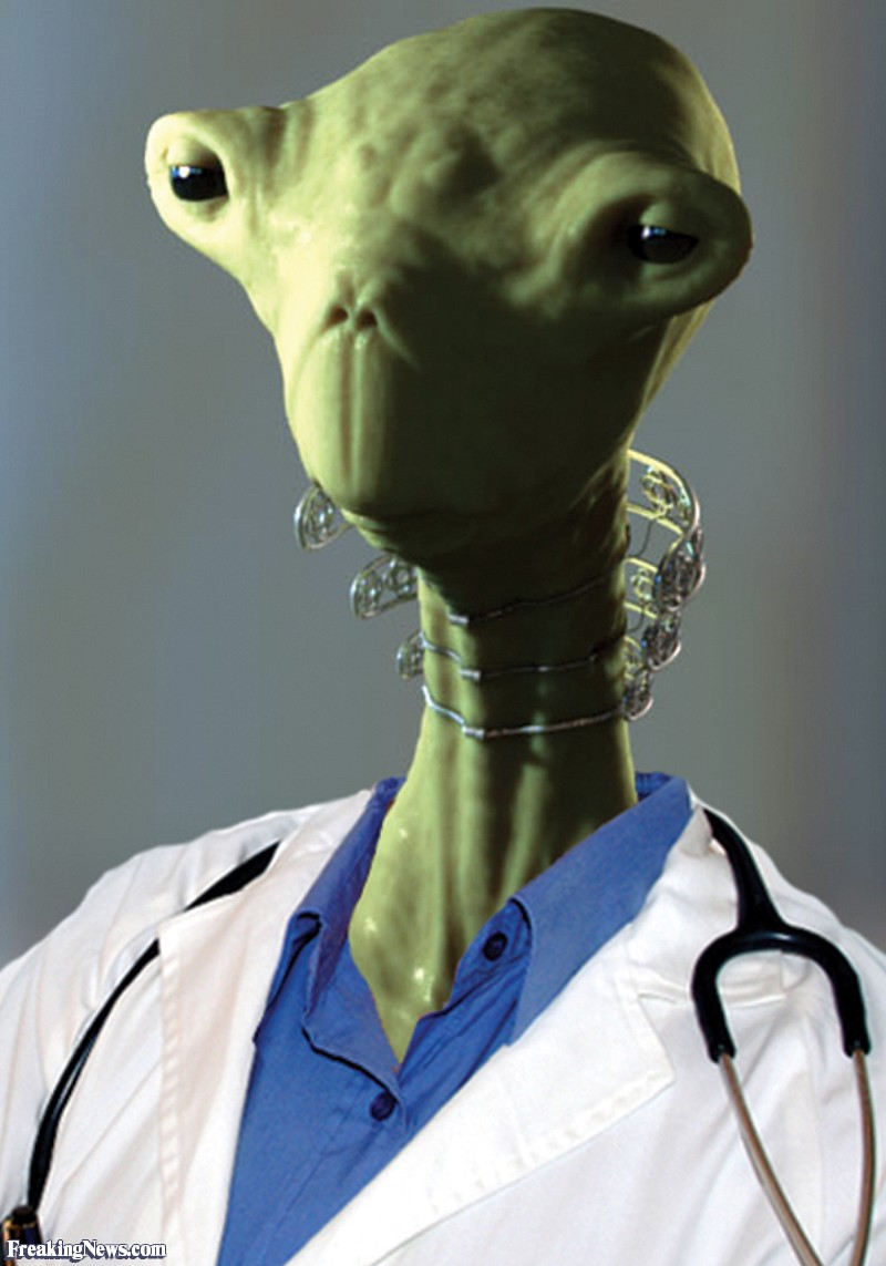 Alien Image Doctor ~ CONEXAO 560.