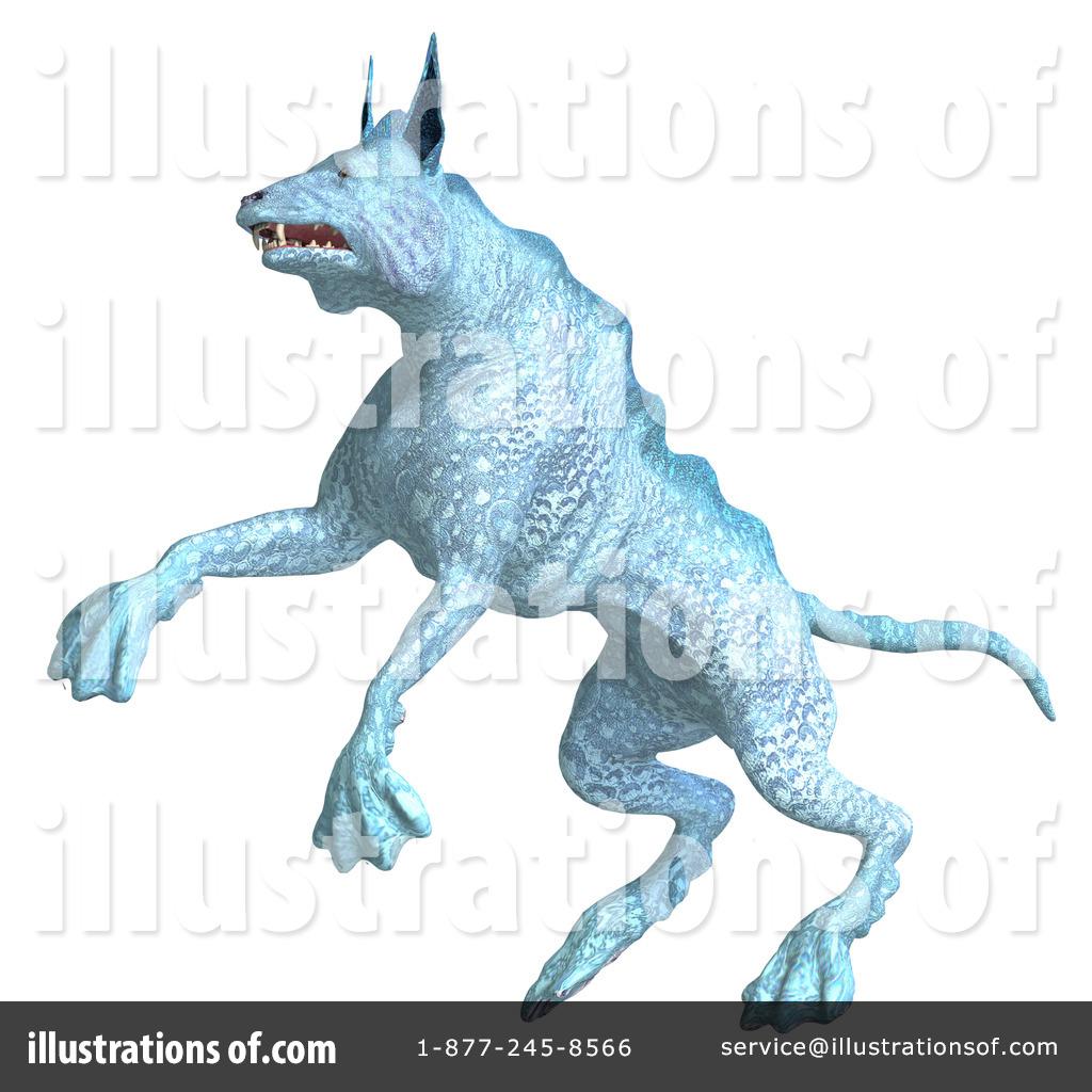 Alien Dog Clipart #1072145.
