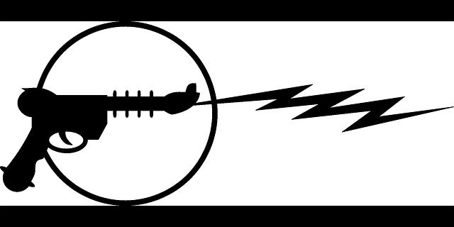 Free vector graphic: Laser Gun, Laser, Alien Gun, Gun.