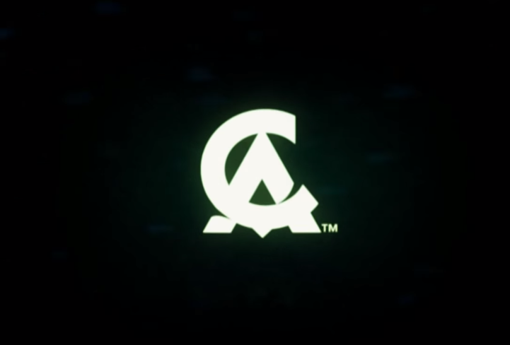 Creative Assembly Logo as it appears in Alien Isolation.