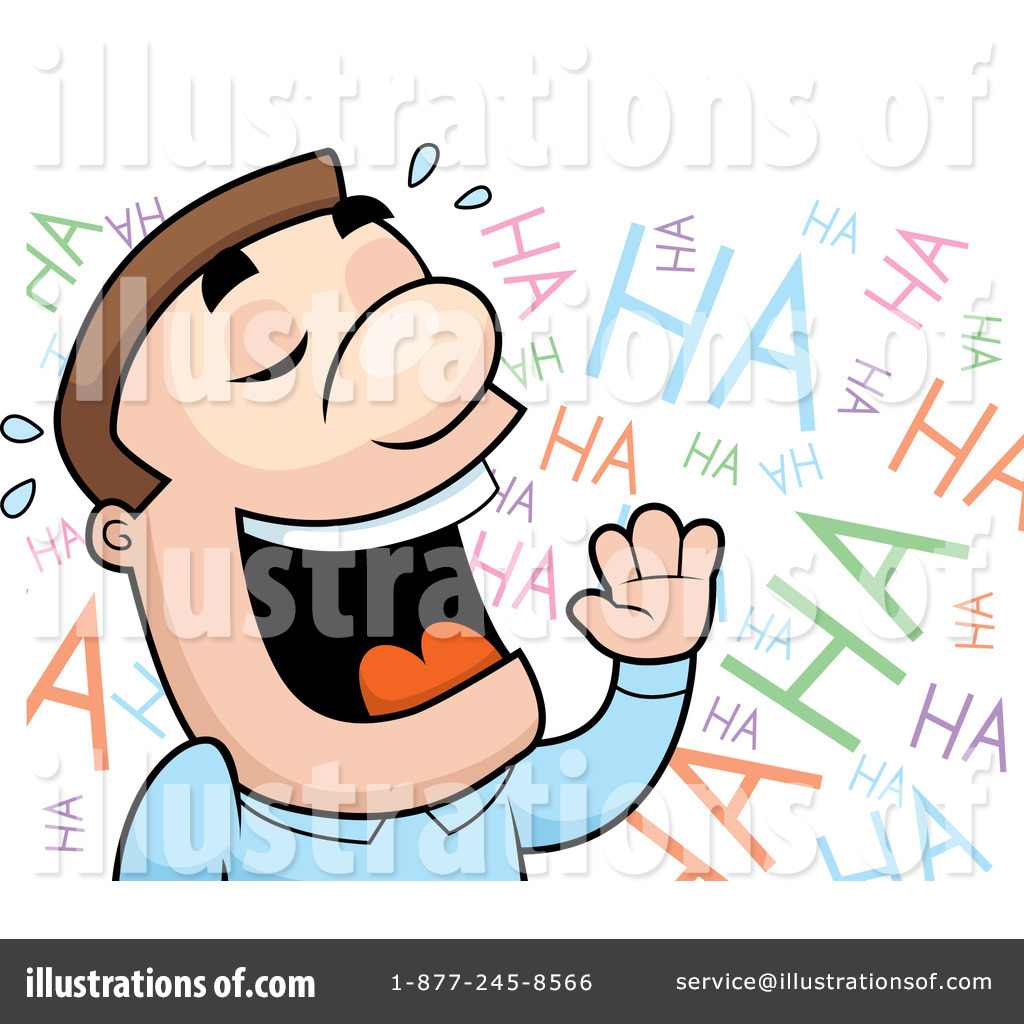 Laughing Clipart #102480.
