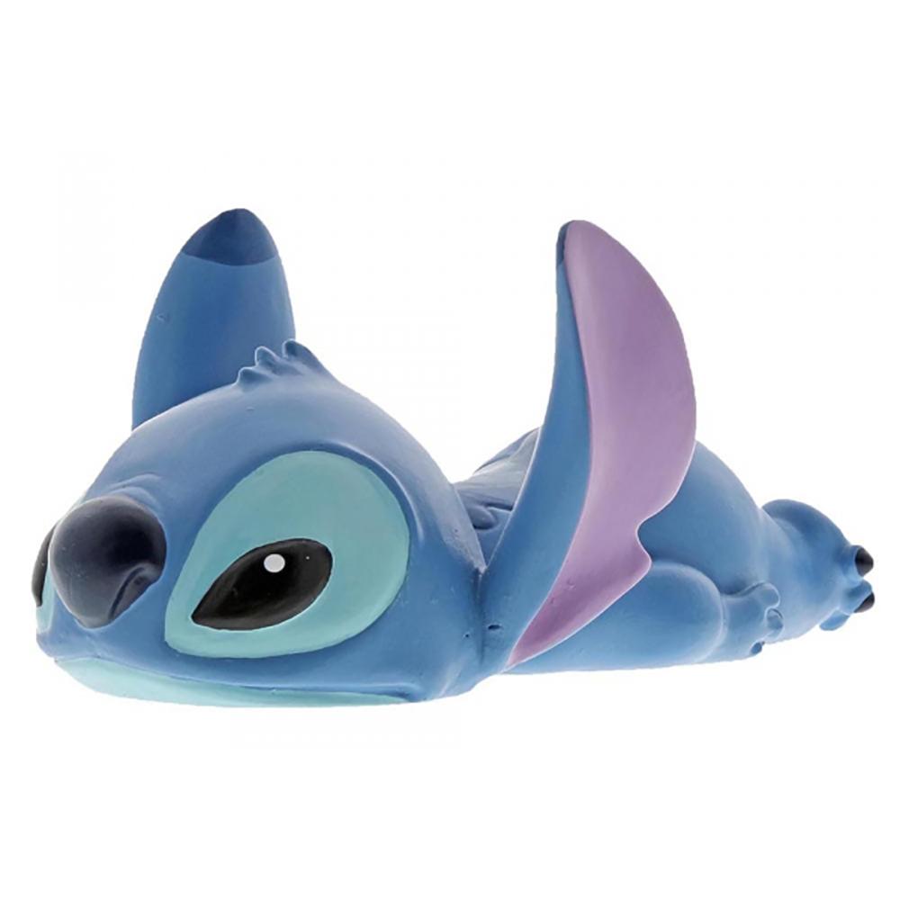 Disney: Stitch: Disney Hugs Statue: Laying Down.
