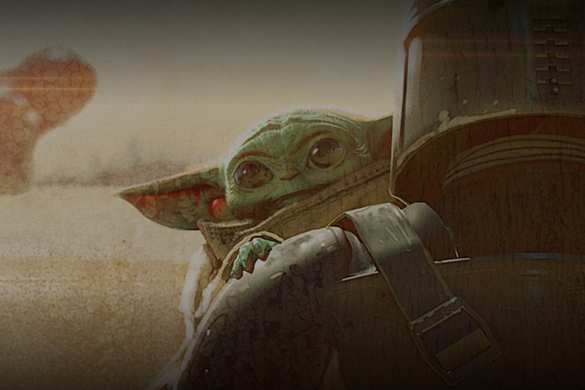 The Mandalorian\'s Baby Yoda is the best part of Disney+.