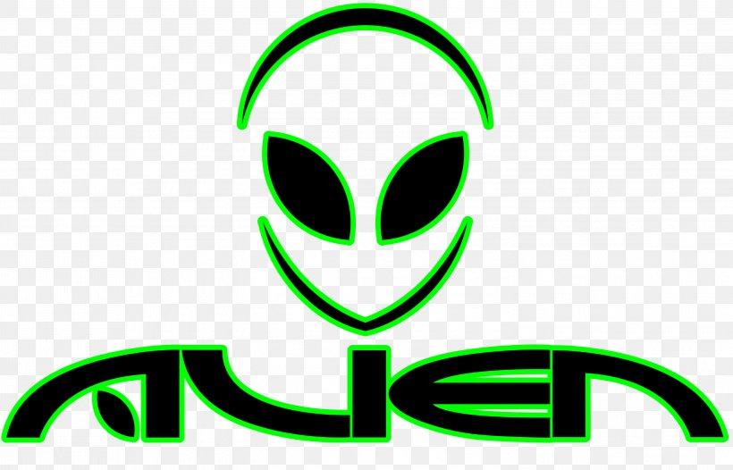 Alien Logo, PNG, 2946x1892px, Alien, Area, Business, Decal.