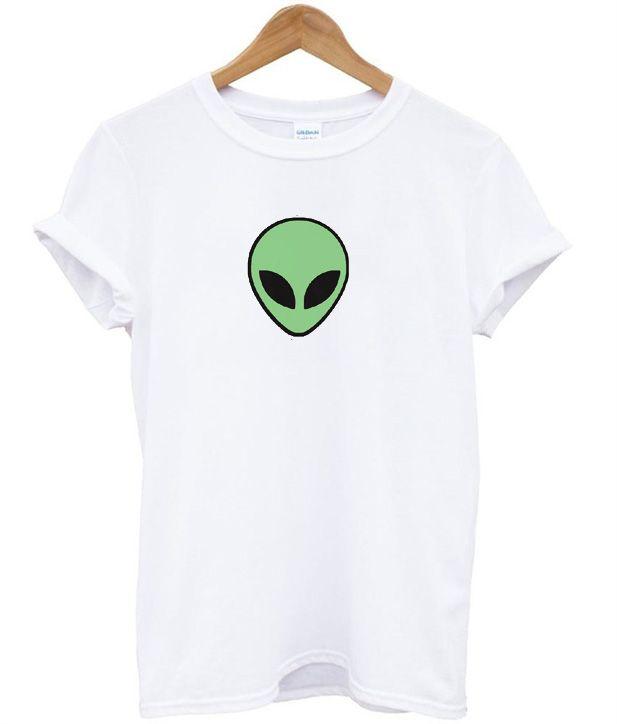 Alien Logo T.
