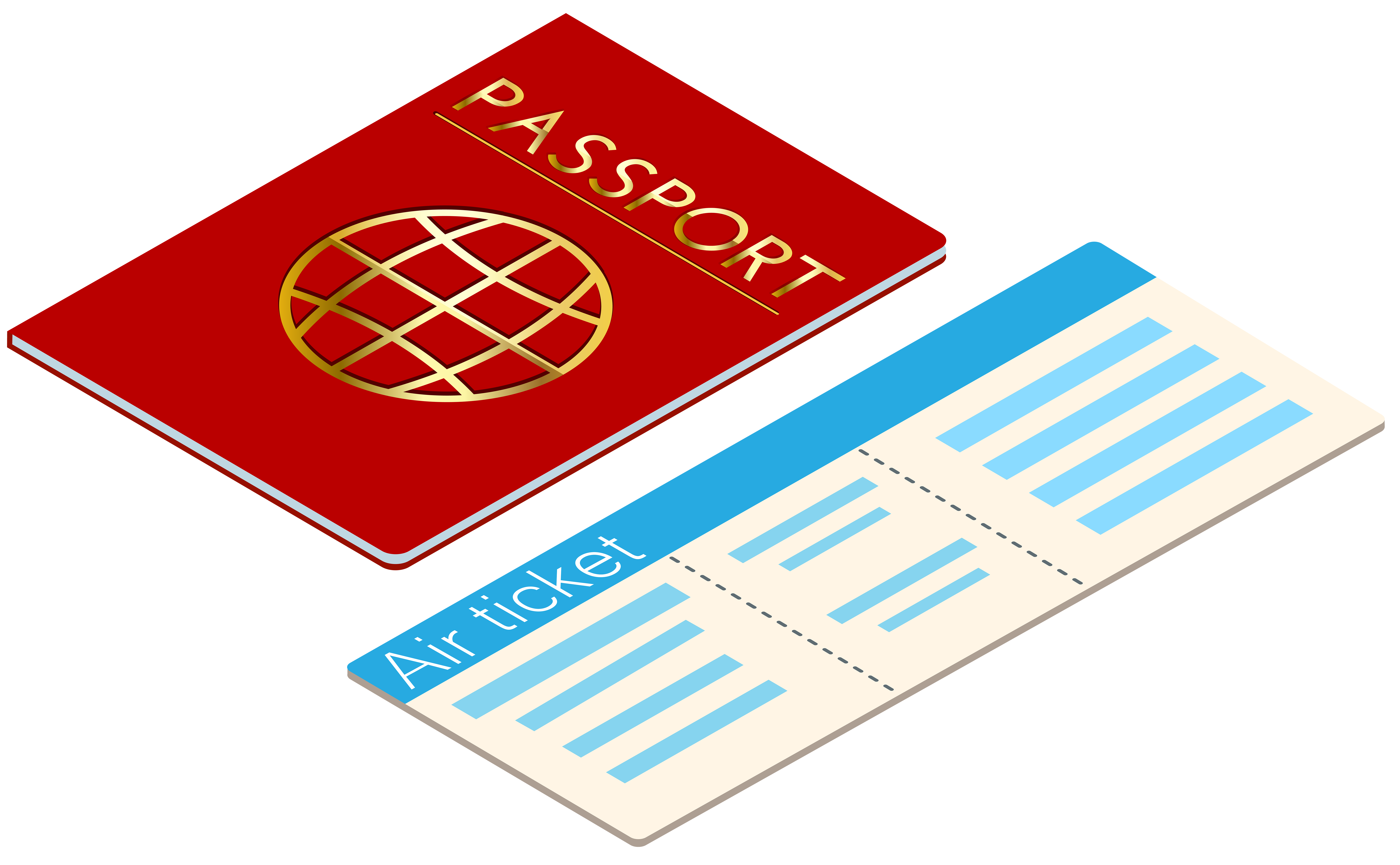 Passport clipart images clipart images gallery for free.