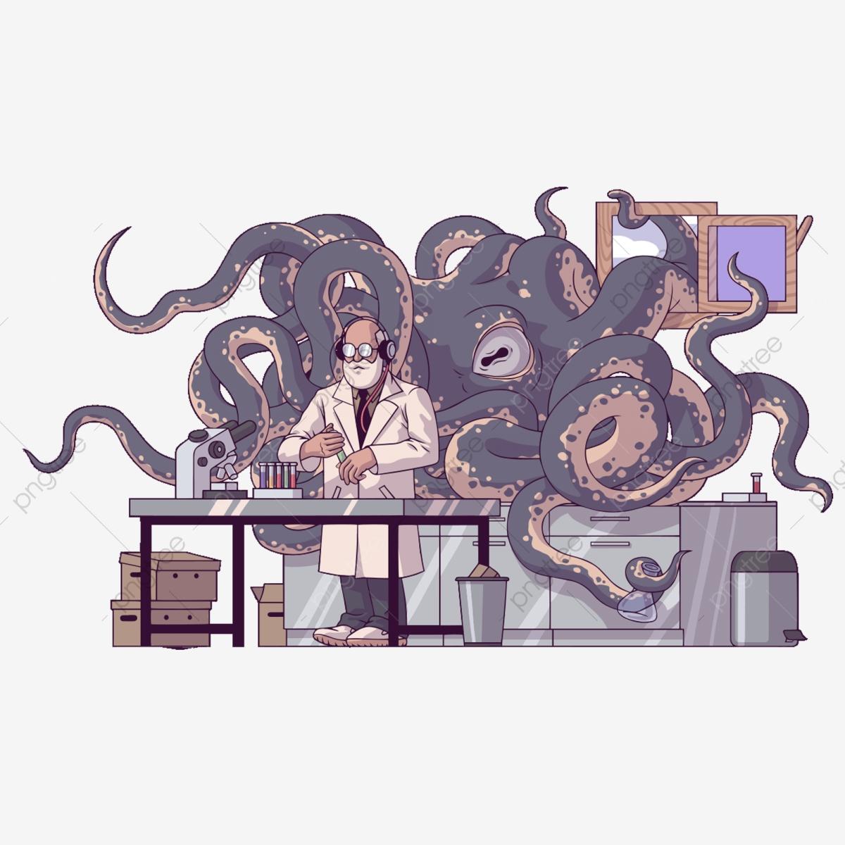 Download Free png Alien Scientist, Scientist, Alien PNG.