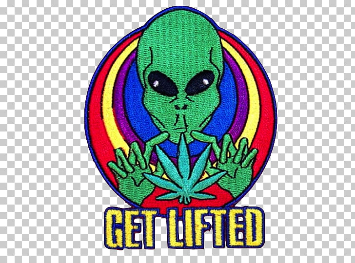 Get Lifted Stoner film Cannabis Alien YouTube, cannabis PNG.