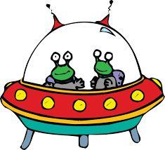 33 Best alien spaceship images.