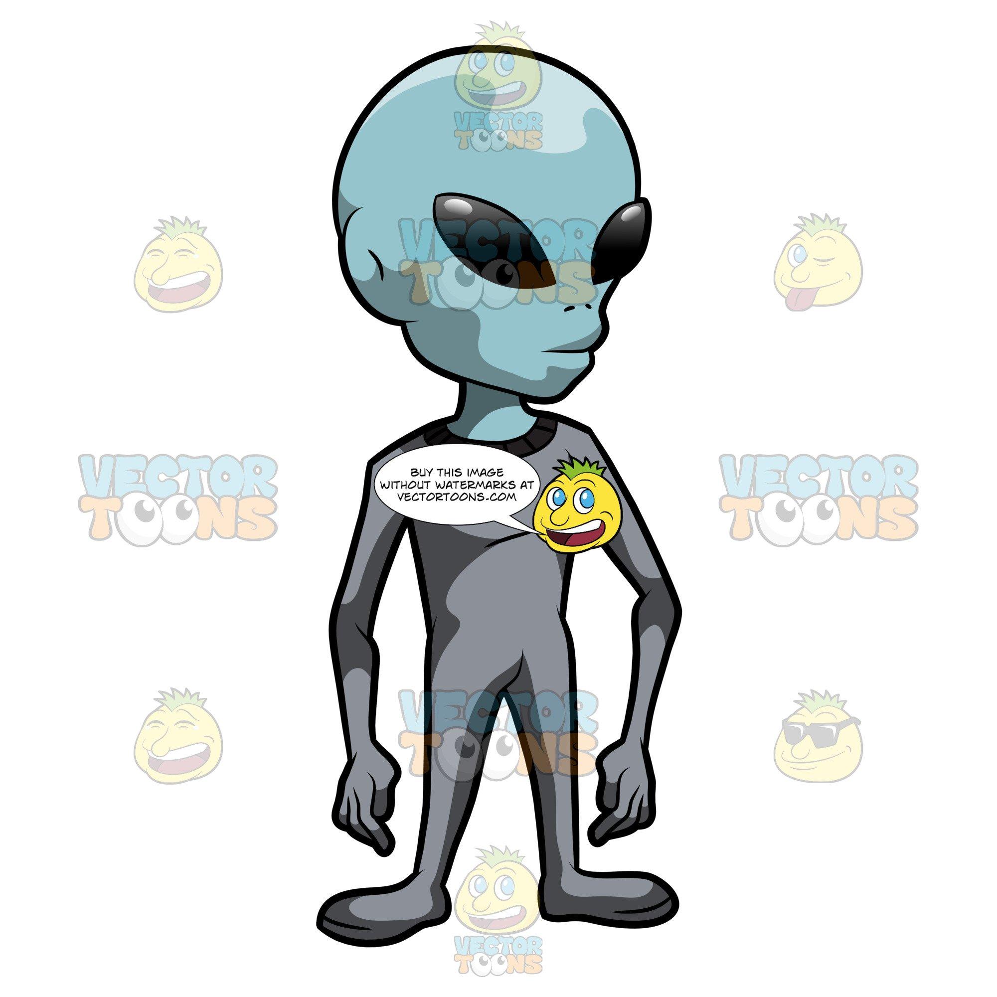 A Tiny Alien.