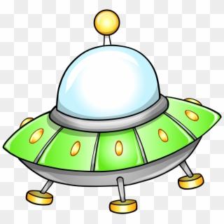 Spaceship Clipart Aliens Love Underpants.