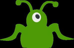 Alien clipart vector, Alien vector Transparent FREE for.