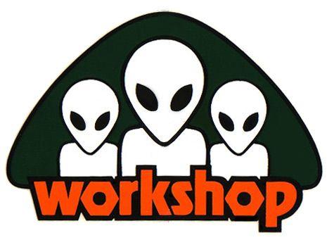 Alien Workshop.