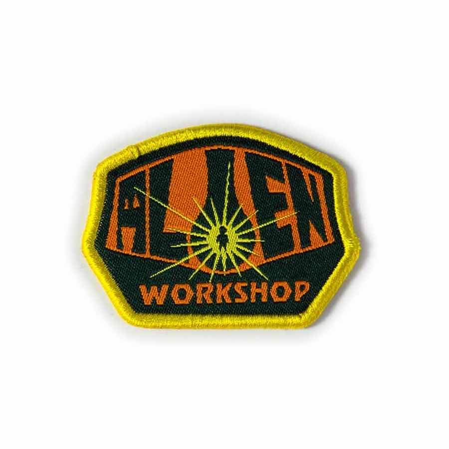 Alien Workshop OG Logo Patch.