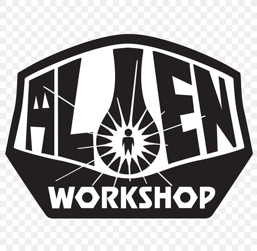 Alien Workshop Skateboarding Logo Decal, PNG, 800x800px.