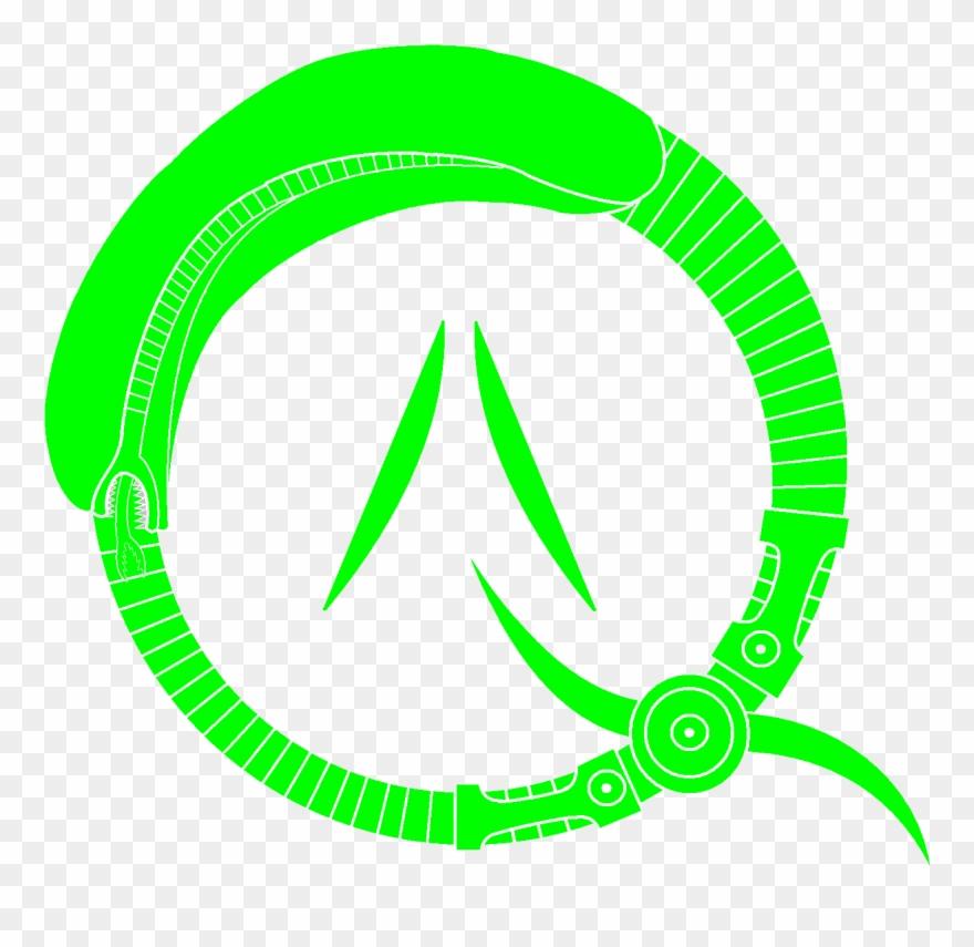 Alien Logo.