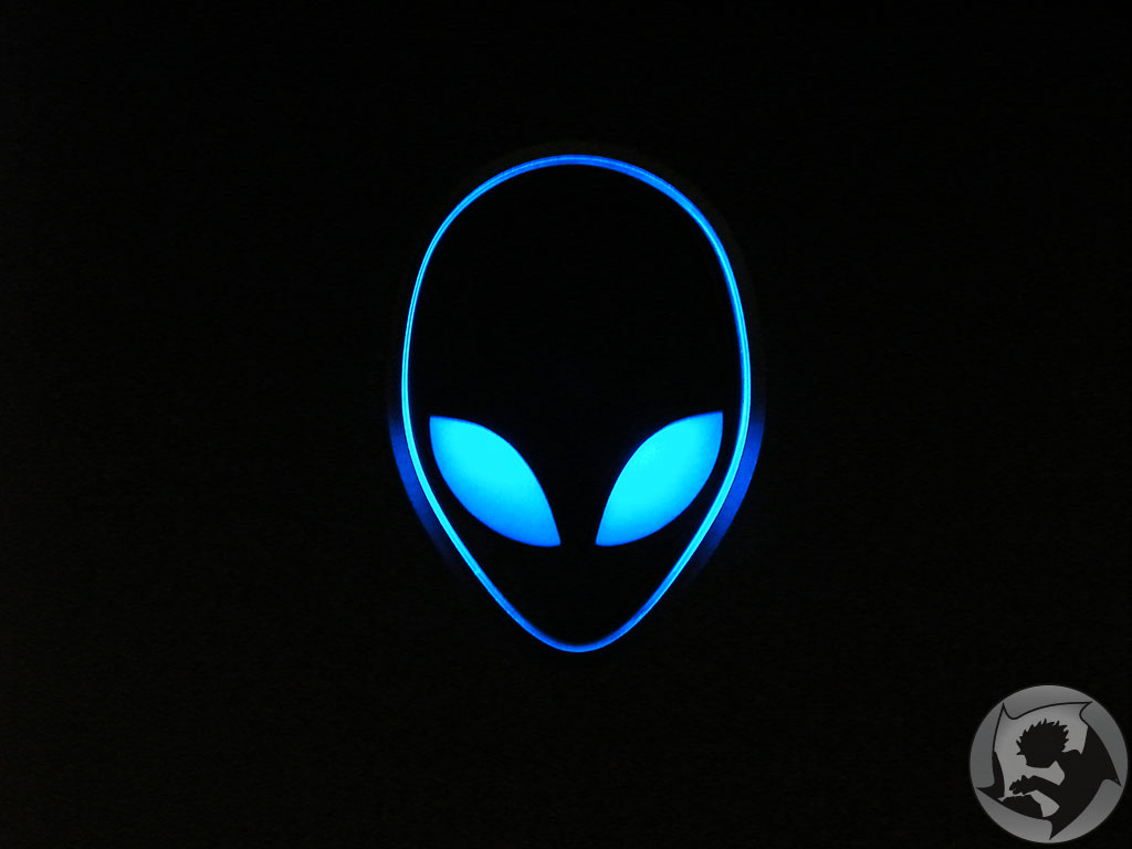 Alienware Logo For Desktop Wallpaper.