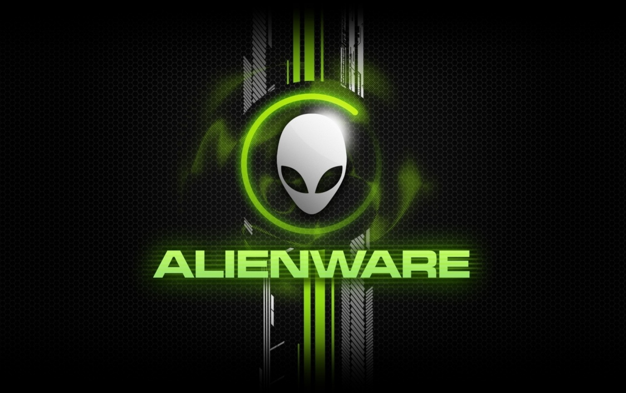 Alienware Logo wallpapers.