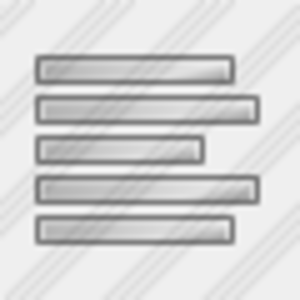 Icon Align Left 1.