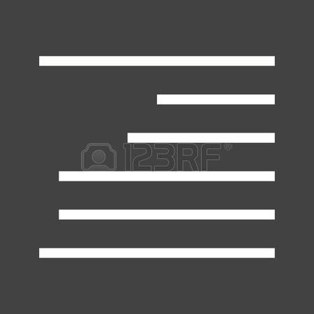 249 Right Align Symbol Stock Vector Illustration And Royalty Free.