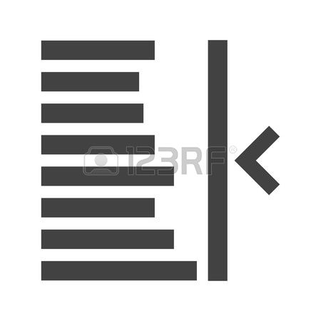 318 Right Align Icon Cliparts, Stock Vector And Royalty Free Right.